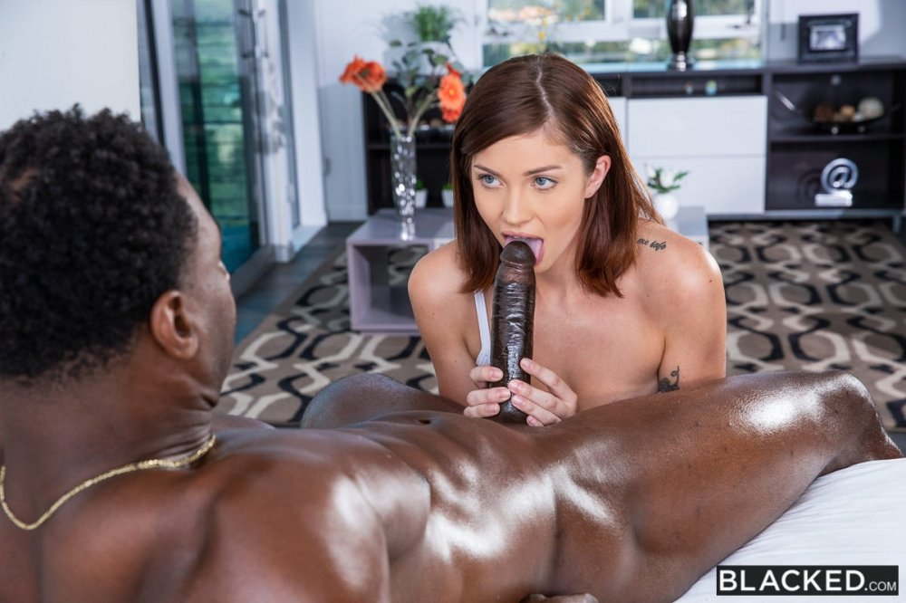 Blacked – Leah Winters Cant Help Myself