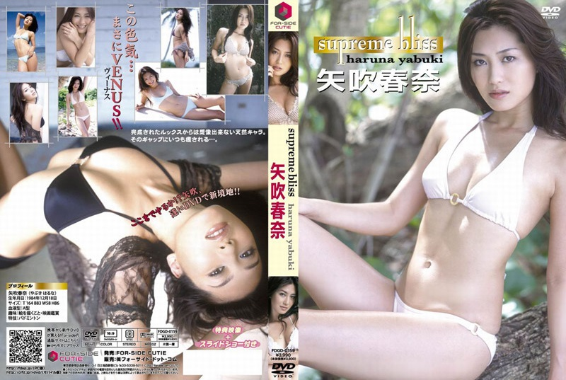FDGD-0159 Haruna Yabuki 矢吹春奈 supreme bliss