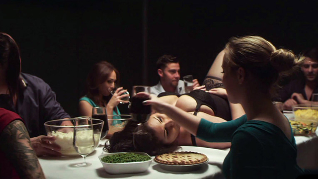 Team Skeet X James Deen – Jessie Parker, Harper Hughes, Karmen Karma & Lyla Storm – Gluttony Part 1