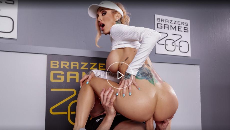 Brazzers Exxtra – Sarah Jessie – Ready Aim Anal