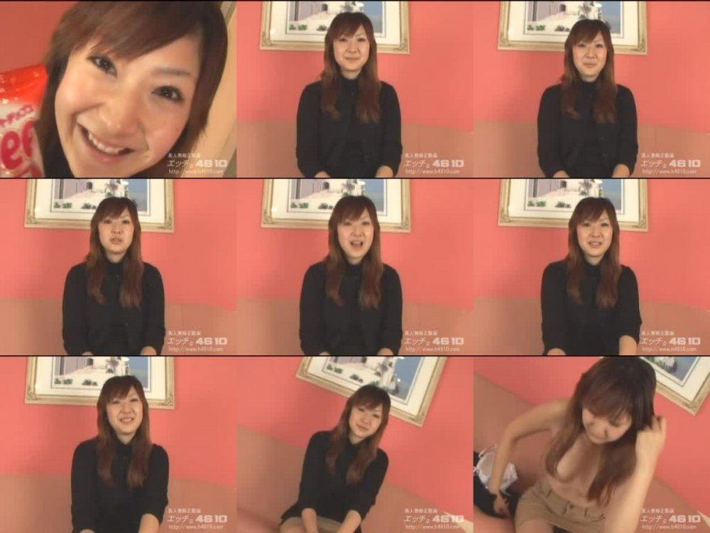 H4160-ki201101 エッチ大好きという女子大生のあみちゃん