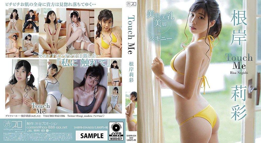 SHIBPB-034/SHIBP-034 Risa Negishi 根岸莉彩 – Touch Me BD