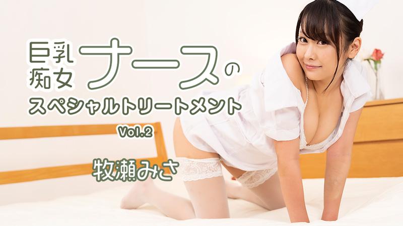 heyzo-2595 巨乳痴女ナースのスペシャルトリートメントVol.2